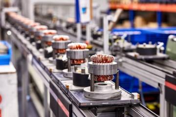 Navíjanie statorov pre elektromotory